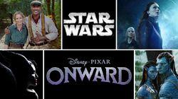 Este es el calendario de estrenos de Disney para los próximos 8