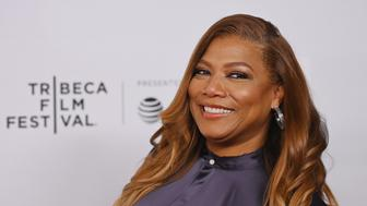 NEW YORK, NEW YORK - APRIL 26: Queen Latifah attends Tribeca Talks and the Premiere of The Queen Collective Shorts - 2019 Tribeca Film Festival at Spring Studio on April 26, 2019 in New York City. (Photo by Nicholas Hunt/Getty Images for Tribeca Film Festival)