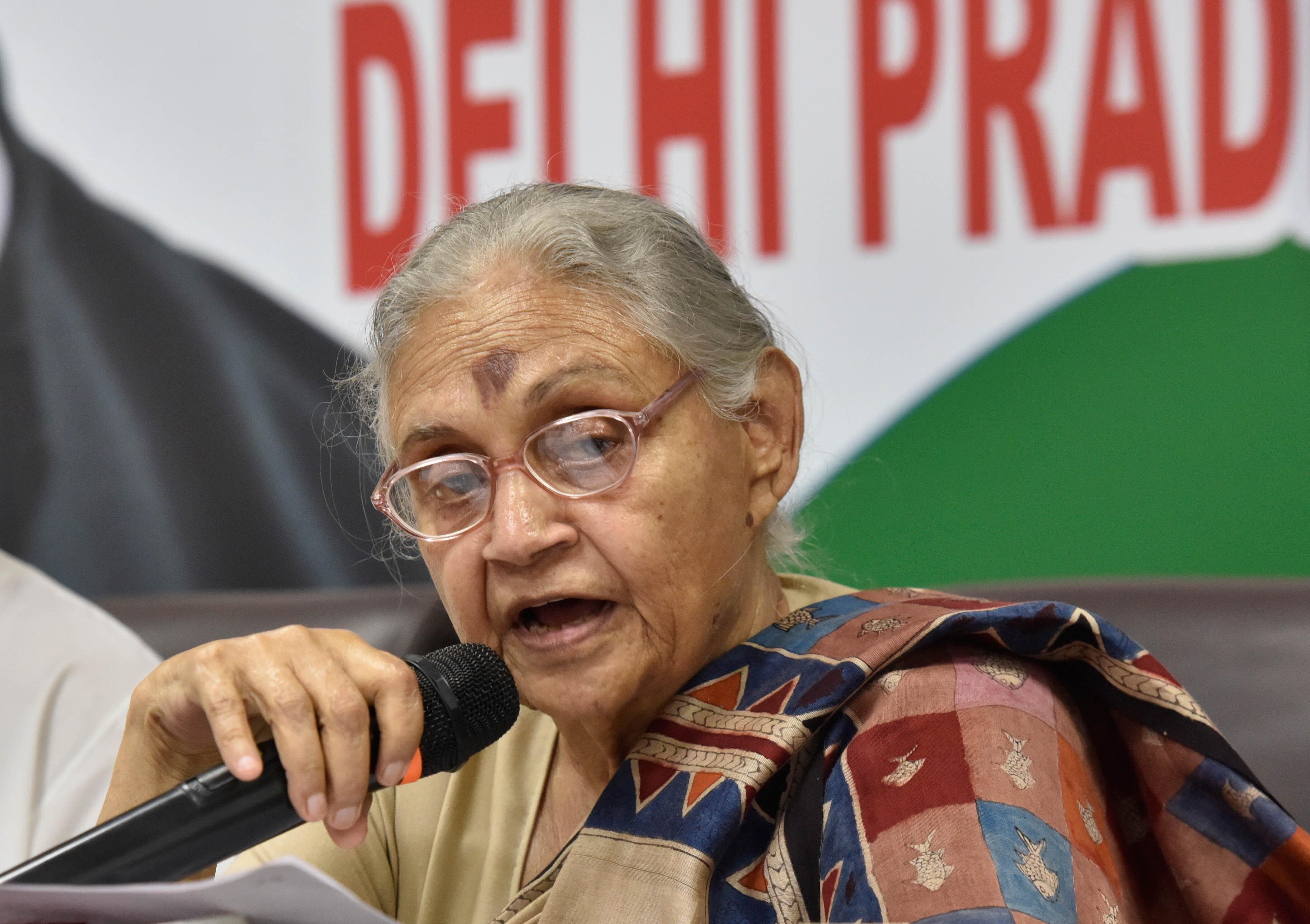 Sheila Dikshit Vs Manoj Tiwari: Who Will North East Delhi