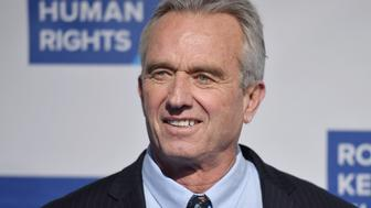 US attorney Robert F. Kennedy Jr. attends the 2018 Robert F. Kennedy Human Rights' Ripple Of Hope Awards at New York Hilton Midtown on December 12, 2018 in New York City. (Photo by Angela Weiss / AFP)        (Photo credit should read ANGELA WEISS/AFP/Getty Images)