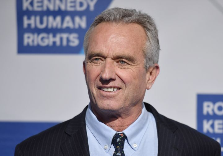 "Robert F. Kennedy Jr. has been an outspoken critic of vaccines. His family on Wednesday slammed him as ""complicit in sowing d"