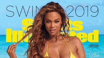 Tyra Banks SI Swim