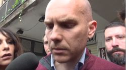 Mauro Antonini (Casapound) nega l'evidenza anche davanti al video: