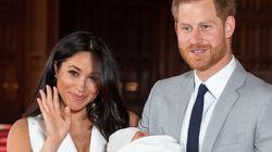 Il nome del royal baby è Archie