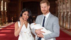 Este es el nombre del bebé del príncipe Harry y Meghan