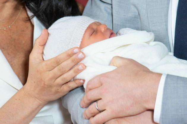 Le prince Harry et Meghan Markle dévoilent le nom de leur
