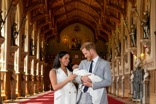 Conheçam Archie Harrison: Meghan e Harry anunciam nome do