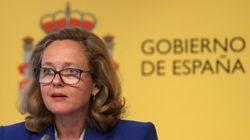 Nadia Calviño, presidenta de la junta de gobernadores del Banco Europeo de Reconstrucción y
