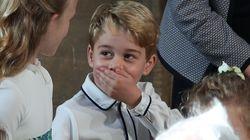 Le prince George a-t-il donné le prénom du royal baby avant tout le