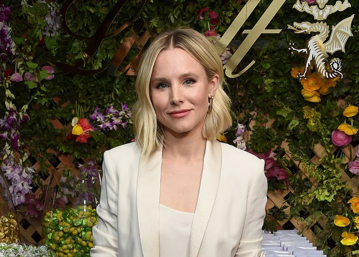 Kristen Bell had absolutely no chill when she first met a sloth.