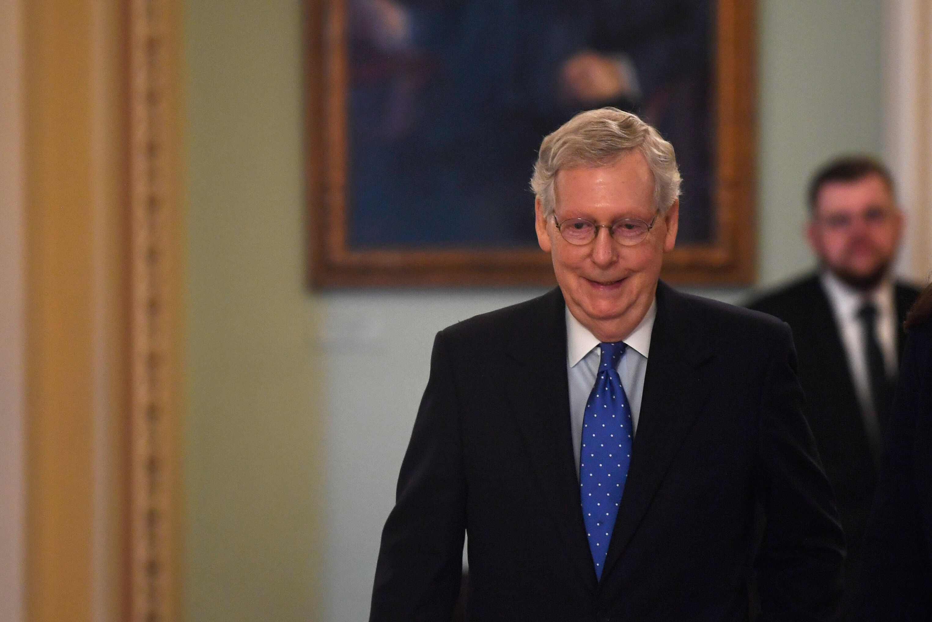 Senate Majority Leader Mitch McConnell (R-Ky.) is intent on filling up federal courts with as many of President Donald Trump'
