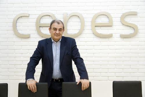 Juan Antonio Pedreño, presidente de CEPES y