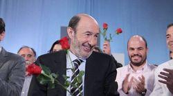 Alfredo Pérez Rubalcaba, en estado grave tras sufrir un