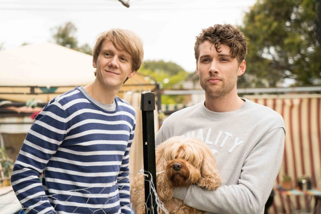"""Please Like Me"" on Hulu."