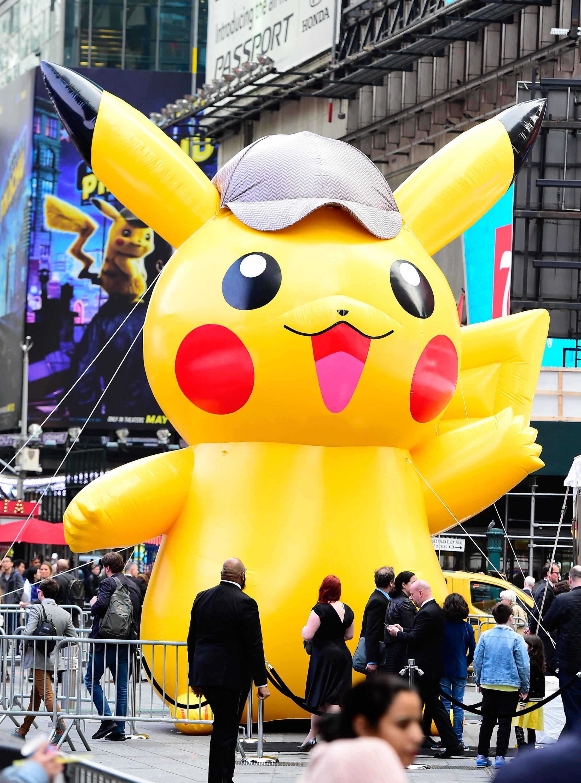 «Detective Pikachu» disponible sur YouTube,