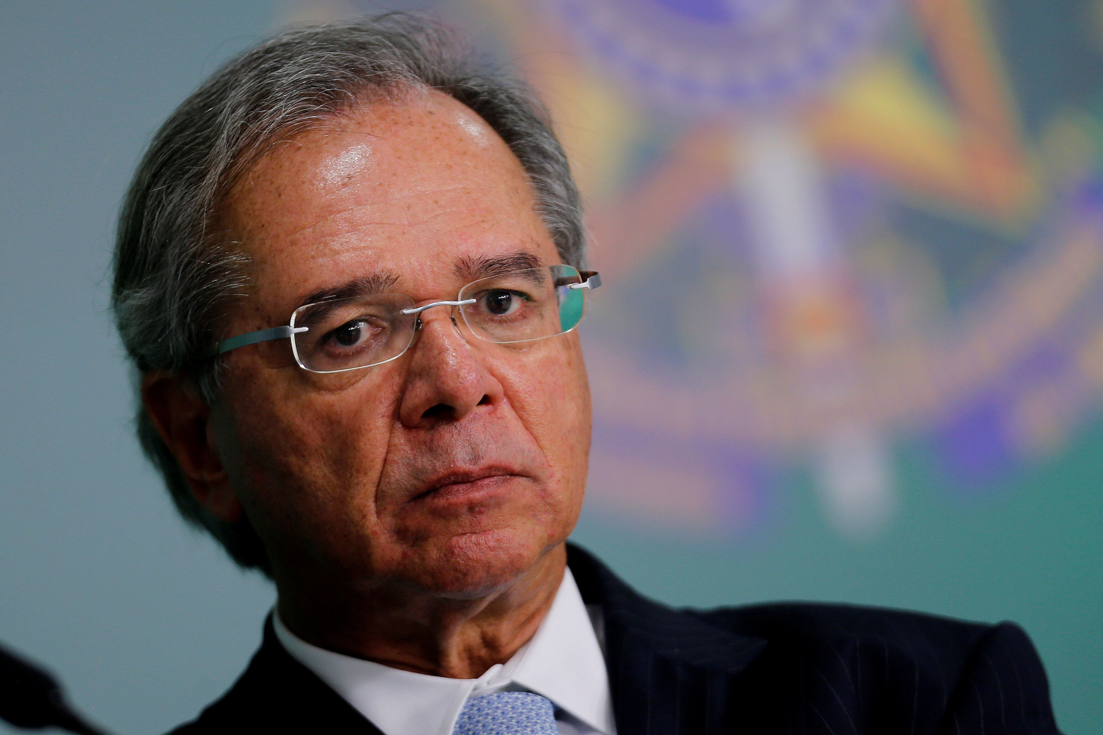 Sem falar de meta de economia, Guedes defende que reforma da Previdência combate