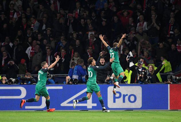 Ajax - Tottenham: les Spurs rejoignent Liverpool en finale de Ligue de