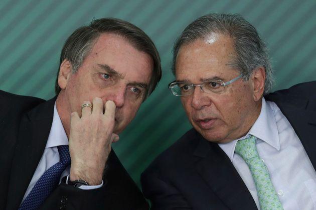 Nesta quarta-feira (8), tanto o presidente Jair Bolsonaro quanto o ministro da Economia, Paulo Guedes,...
