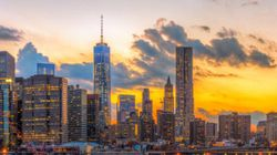 18 Incredible Photos From City Sunsets Around The