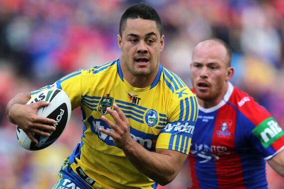 Former Rugby League Star Jarryd Hayne Debuted In The NFL And The World Went
