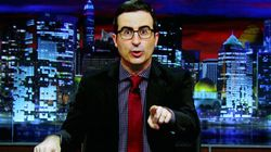 John Oliver Exposes Televangelism, Then Forms His Own Tax-Exempt