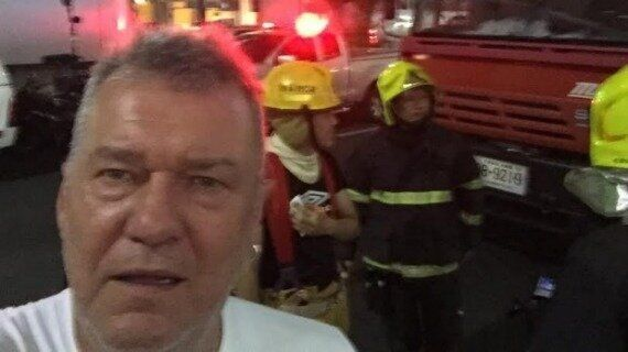 Jimmy Barnes Narrowly Avoids Deadly Bangkok Bomb