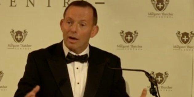 Abbott Tells Europe To Shut Its Borders To