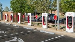 Tesla's Supercharger Locations Electrify Regional