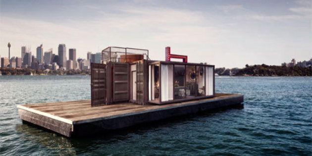 Australia's First Travelling Hotel Suite Has Made Its Way Into Sydney