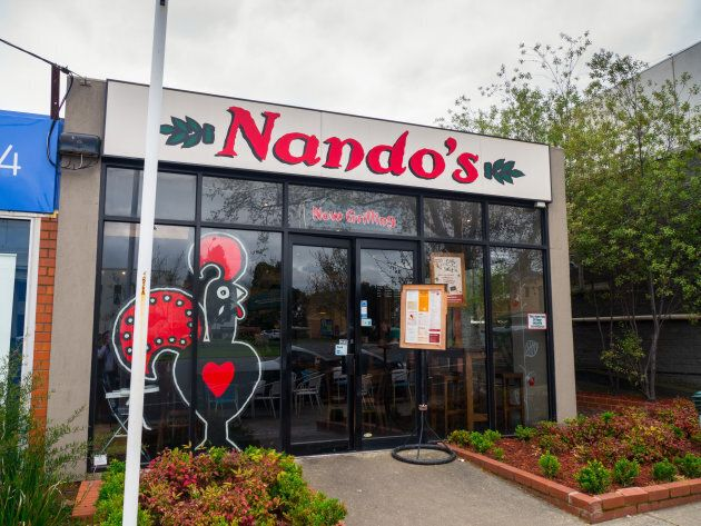 Is a cheeky Nando's really worth a $300 fine and six demerit