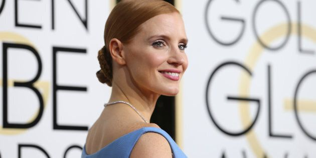 Jessica Chastain Has A Kickass Way Of Closing The Gender Pay Gap In