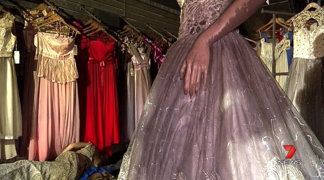 Fire Turns Bridal Store Into A Shop Of