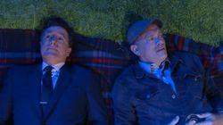 Stephen Colbert And Tom Hanks Answer The Big