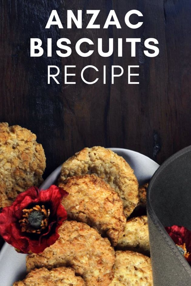 Preheat The Oven And Make These Delicious Anzac