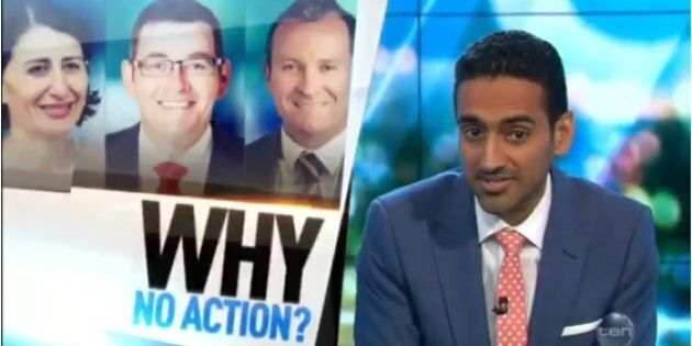 Waleed Aly wants you to mount pressure on state Premiers for a national ban on plastic
