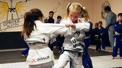 Meet The Tiny Brazilian Jiu Jitsu Fighter Inspiring