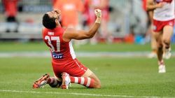 The Lap Of Honour That Adam Goodes
