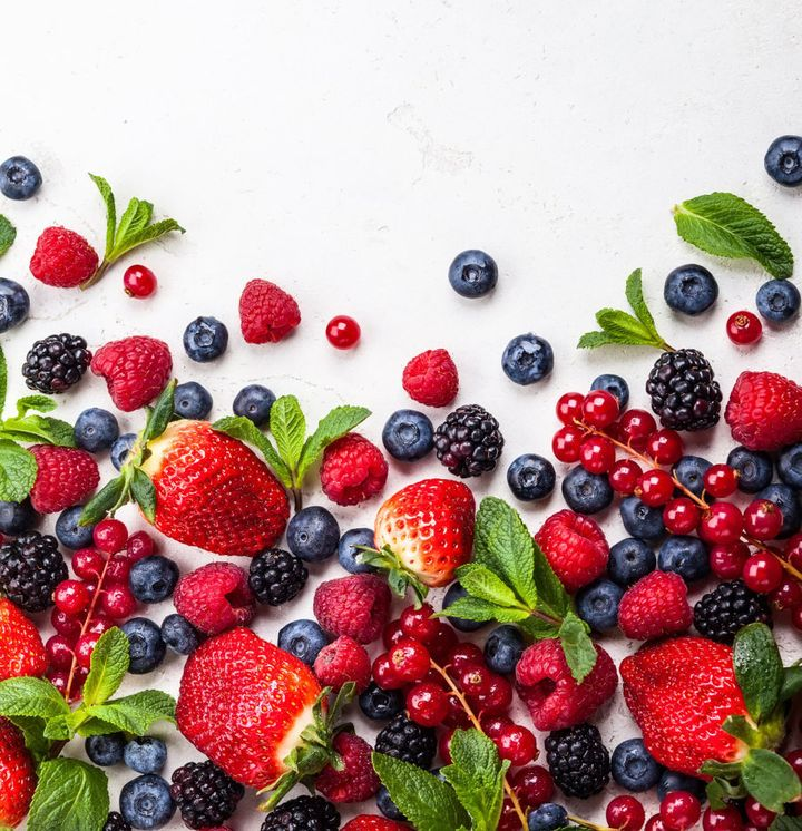 Thanks to fibre, you don't have to fear fruit.