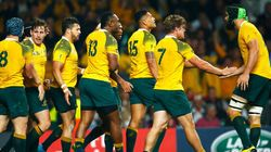 Rugby World Cup: Wallabies Create History With Defeat Of
