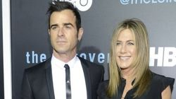 Jennifer Aniston And Justin Theroux Make Their Red Carpet Debut As A Married