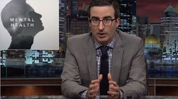 John Oliver: Calling American Mental Healthcare A Clusterf*** 'Is An Insult To