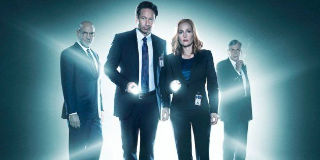 'The X-Files' Are Coming Back For 10 More