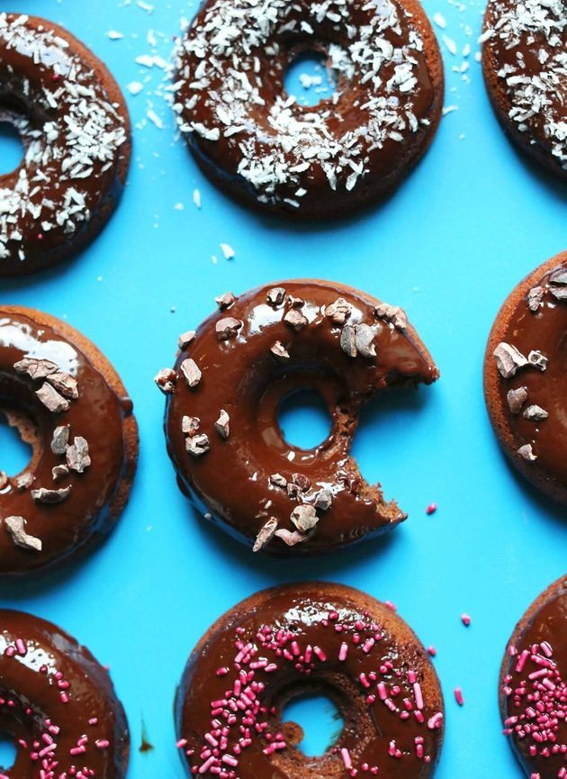 Here Are 7 Easy, Droolworthy Doughnut