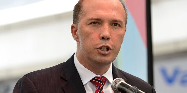 Peter Dutton says the US-Australia refugee deal will be