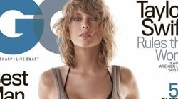 Taylor Swift Does Not Show Her Belly Button On First GQ