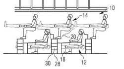 Airbus Patents Stacked Airline Seating, Hopes To End 'Recliner