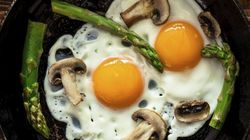 Eating Eggs For Breakfast Can Help You Lose