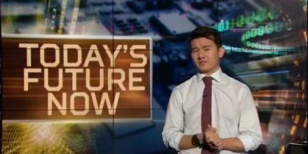 Australian Comedian Ronny Chieng Makes First Appearance On The Daily