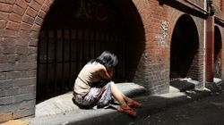 Australia's prosperity hides the picture of