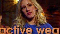 It's Only Ellie 'F***ing' Goulding In Her Active